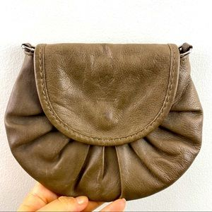 2 for 15! Vera pelle clutch genuine leather